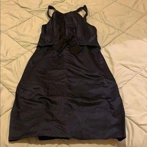 NWOT Vera Want silk dress size 4